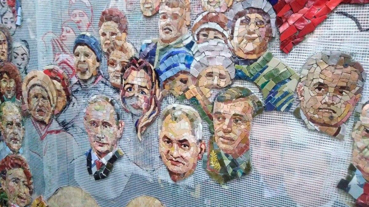 В России перенесли открытие «главного храма Минобороны», где есть изображения Сталина и Путина