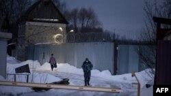 Трудовият лагер ИК-2 във Владимирска област, където Навални изтърпява присъдата си от 2 години и 8 месеца