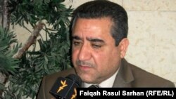 محافظ بغداد صلاح عبد الرزاق