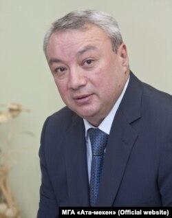 Чэрмэн Шаканаў, архіўнае фота