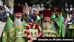 Хресний хід до Дня сім'ї в Сімферополі, 8 липня 2017 року