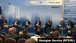Гуьржийчоь -- Гуьржийчоьнан кхерамазаллина хьажийна конференци. Тбилиси, 12ГIад2017