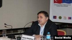 Валерий Хатажуков, правозащитник из Нальчика