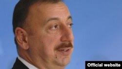 Азербайжан президенти Илхам Алиев