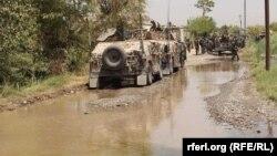 آرشیف: نیروهای امنیتی افغان، عکس جنبه تزئینی دارد