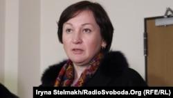 Представник Мирослави Гонгадзе у справі Олексія Пукача Валентина Теличенко