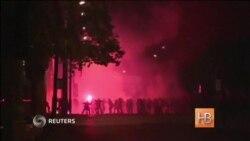 В Польше произошли столкновения футбольных фанатов и полицейских