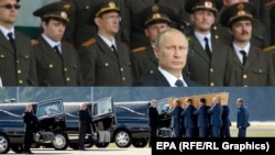 Podcast -- Putin + Flight MH17