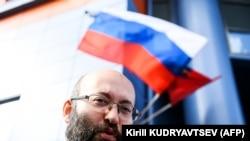 Илья Азар, архивное фото