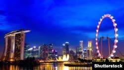 """Краявід Сынгапуру. Photo: <a href=""""http://www.shutterstock.com"""">www.shutterstock.com</a>"""