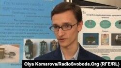 Михайло Довгополий, студент Механіко-машинобудівного інституту КПІ ім. І.Сікорського