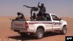 İŞİD döyüşçüsü «Toyota».