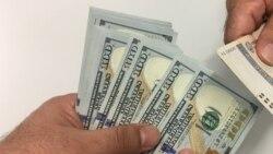 Gara bazarda dollar rekord derejä ýetdi: 1 dollar / 41 manat