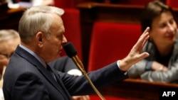 Министр иностранных дел Франции Жан-Марк Эро.