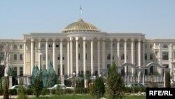 Қасри Миллат дар шаҳри Душанбе