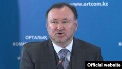 «Нұр Отан» партиясы төрағасының бірінші орынбасары Мұхтар Құл-Мұхаммед.