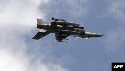 Ҳавопаймои F-16-и артиши Покистон