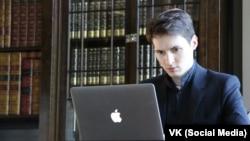 """Павел Дуров, основатель социальной сети """"ВКонтакте""""."""