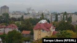 Столица Молдовы Кишинев