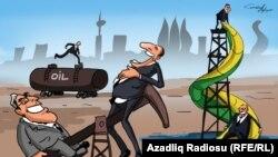 Карикатура. Гюндюз Агаев