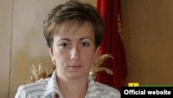 Сьвятлана Браніцкая