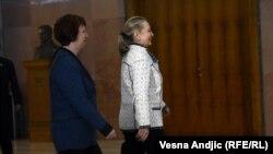 Ҳиллари Клинтон ва Катрин Аштон.