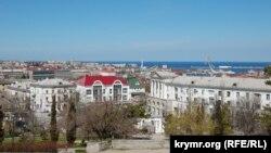 Вид на місто Севастополь
