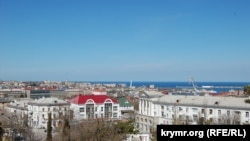 Ukraine -- Sevastopol, view from Malakhov's hill