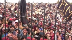 Human Rights Rally Attracts Thousands In Pakistan's North