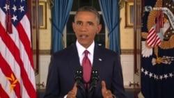 Obama Says 'No Safe Haven' For IS Militants