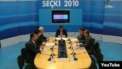 İTV-də debatlar