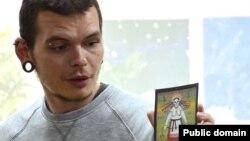 Дизайнер Ілля Стронґовський (Фото: Ілля Стурко)