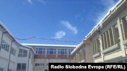 Гимназијата Ибраим Темо во Струга.