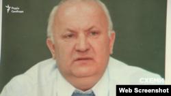 Володимир Мазурик, чоловік судді Апеляційного суду Києва Олени Мазурик