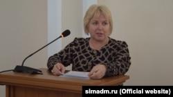 Ольга Грива, заведующая кафедрой религиоведения КФУ имени Вернадского