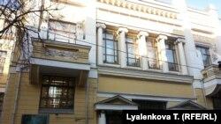 Плехановский институт, старое здание