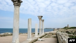Херсонес – стародавнє грецьке місто на території сучасного Севастополя, об'єкт культурної спадщини ЮНЕСКО