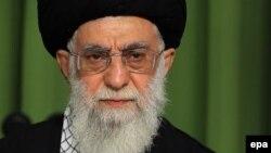 Ayətullah Ali Khamenei.