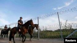 Kufiri i Hungarisë me Serbinë