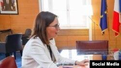 Францин Европерчу пачхьалкхашкахула министр де Монтчалин Амели