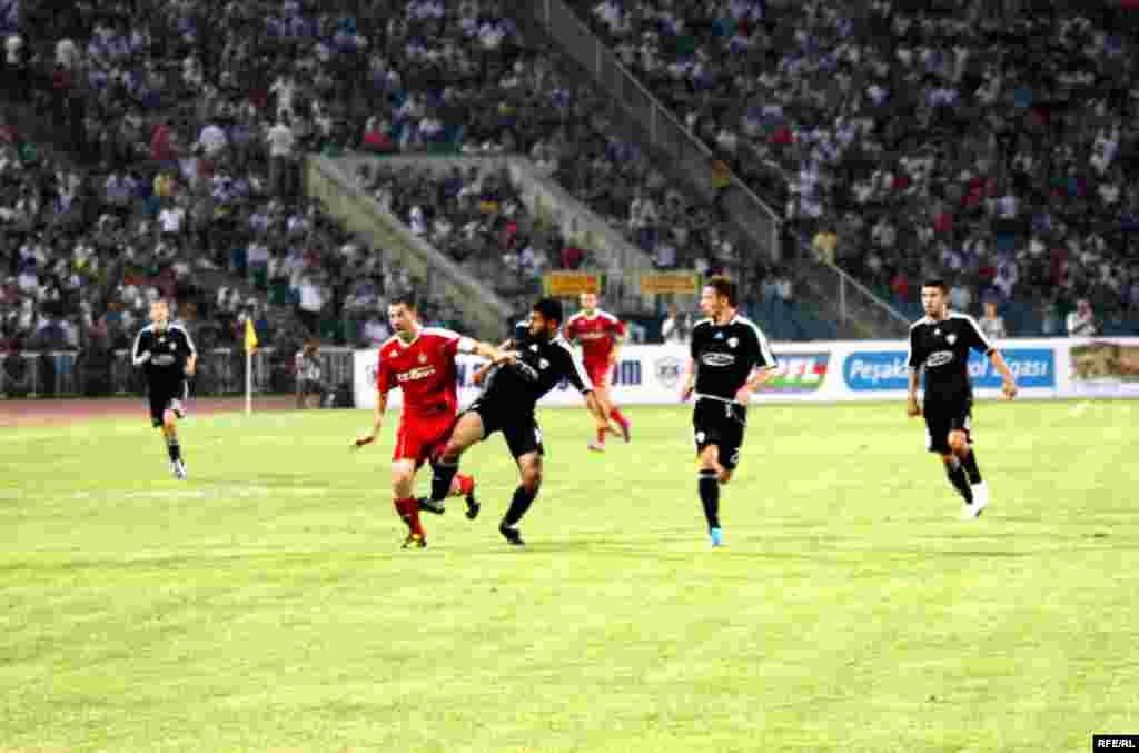 Qarabağ - Visla #1