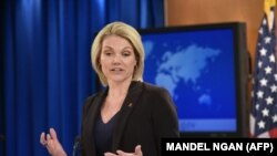 State Department spokeswoman Heather Nauert has withdrawn from consideration to be U.S. ambassador to the UN.