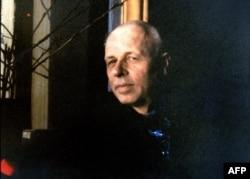 Андрій Сахаров під час заслання в Горькому (тепер Нижній Новгород) у 1980 році