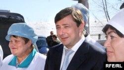 Александр Хлопонин свой визит в Северную Осетию решил начать с Моздокского района