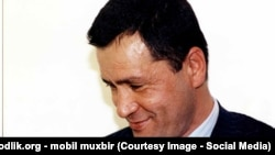 Бывший исполнительный директор компании Zeromax («Зеромакс») Миродил Джалолов.