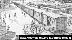 Депортация в СССР