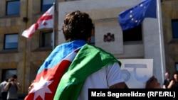 Сторона защиты указывает на схожесть дела Автандила Мамедова с делом Афгана Мухтарлы