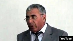 «Муасир Мусават» партиясының басшысы Хафиз Гаджиев. 2010 жыл.