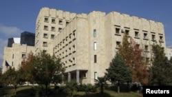 Դատախազության շենքը Թբիլիսիում, արխիվ