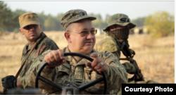 Герой фільму, військовий медик Всеволод Стеблюк